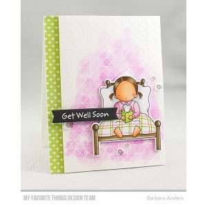 My Favorite Things Pure Innocence Bed Rest Stamp Set class=