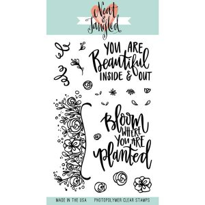Neat & Tangled Bloom Stamp Set