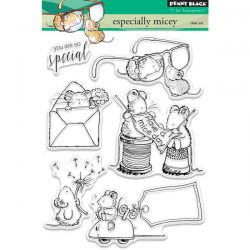 Penny Black Especially Micey Clear Stamp Set