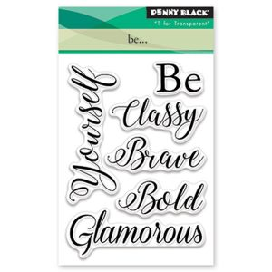 Penny Black Be... Stamp Set