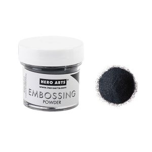 Hero Arts Detail Black Detail Embossing Powder class=
