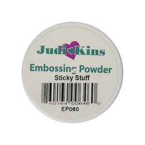 Judikins Sticky Stuff Embossing Powder class=