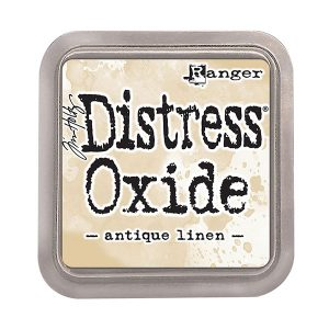 "<span style=""color:red;"">PRE-ORDER</span> Tim Holtz Distress Oxide Ink Pad -Antique Linen"