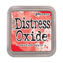 Tim Holtz Distress Oxide Ink Pad – Candied Apple