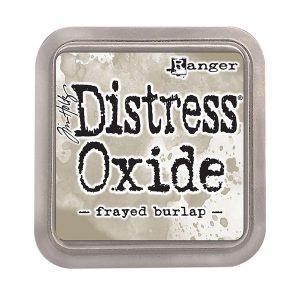 Tim Holtz Distress Oxide Ink Pad – Frayed Burlap