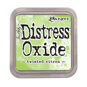Tim Holtz Distress Oxide Ink Pad – Twisted Citron class=