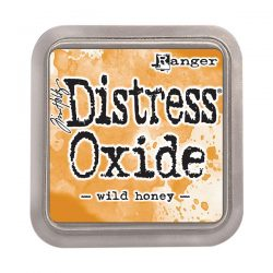 Tim Holtz Distress Oxide Ink Pad – Wild Honey