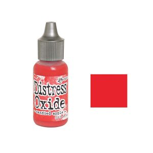 Tim Holtz Distress Oxide Reinker – Candied Apple class=