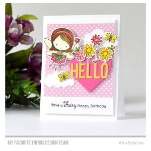 "My Favorite Things Tiny Hearts Pastels Paper Pack - 6"" x 6"" class="