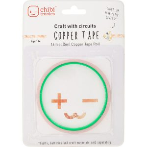Chibitronics Copper Tape - 16ft