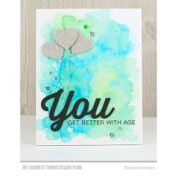 My Favorite Things All About You Stamp Set