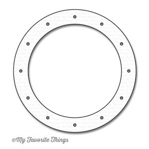 My Favorite Things Ocean View Porthole Die-Namics