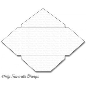 My Favorite Things Gift Card Envelope Die-namics