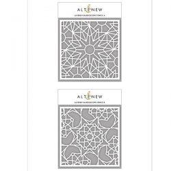 Altenew Layered Kaleidoscope Stencil – A