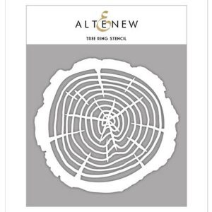 Altenew Tree Ring Stencil