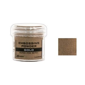 Ranger Super Fine Gold Embossing Powder class=