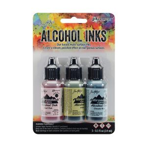 Tim Holtz Alcohol Inks – Countryside