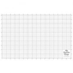 My Favorite Things Smart Grid Paper Pad