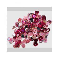 Clear Scraps Sequin Mix - Princess