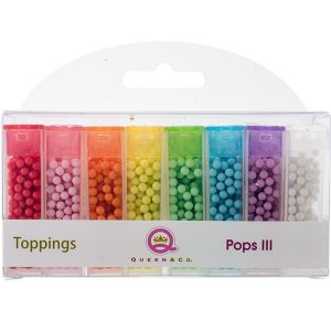 Queen & Co. Pops III Toppings Set