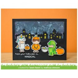 Lawn Fawn Costume Party Lawn Cuts