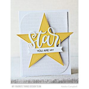 My Favorite Things Written in the Stars Stamp Set class=