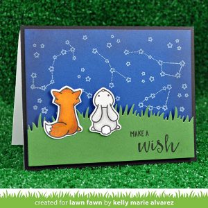 Lawn Fawn Upon A Star Stamp Set class=