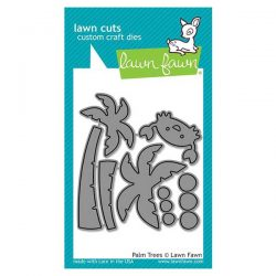 Lawn Fawn Palm Trees Lawn Cuts