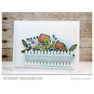 My Favorite Things Die-namics Sketchy Flowers class=
