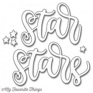 My Favorite Things Die-namics Shining Stars