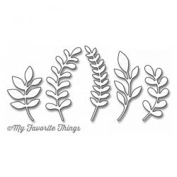 My Favorite Things Die-namics Fab Foliage
