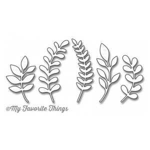 My Favorite Things Die-namics Fab Foliage