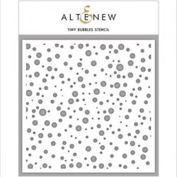 Altenew Tiny Bubbles Stencil