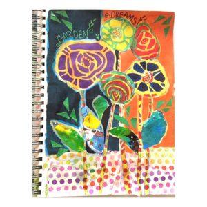 Stencil Girl Garden Dreams Stencil class=