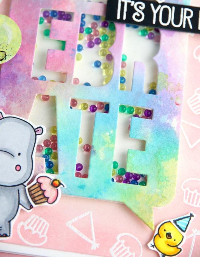 MFT Hippo Celebration by The Foiled Fox