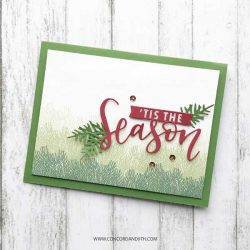Concord & 9th Seasonal Borders Stamp Set