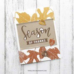 Concord & 9th Seasonal Borders Stamp Set