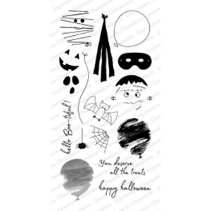 Impression Obsession Boo! Balloons Stamp Set