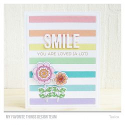 My Favorite Things More Essential Sentiments Stamp Set