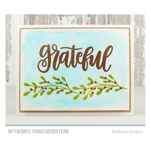 My Favorite Things Grateful Stamp Set class=