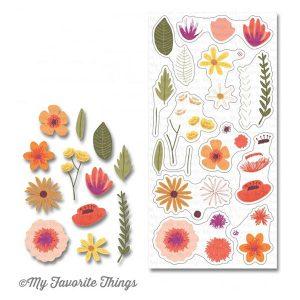 My Favorite Things Rustic Wildflowers Die-namics class=