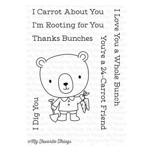 My Favorite Things Rooting For You Stamp Set