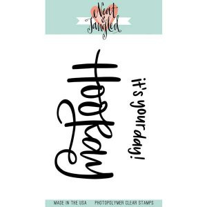 Neat & Tangled Hooray Stamp Set
