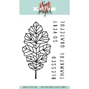 Neat & Tangled Oak Leaf Stamp Set