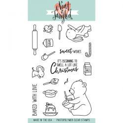 Neat & Tangled Holiday Baking Stamp Set
