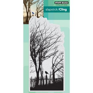 Penny Black Peaceful Moment Slapstick/Cling Stamp