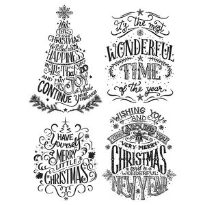 Tim Holtz Stampers Anonymous Doodle Greetings 2