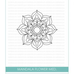 Studio Katia Mandala Flower Stamp Set