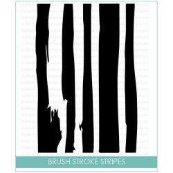 Studio Katia Brush Stroke Stripes Stamp Set