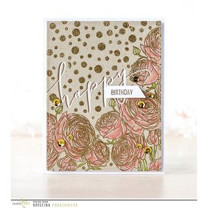Studio Katia Happy Stamp Set class=